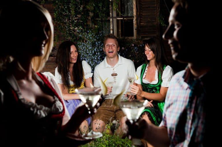 Birnhirsch - Steirische Lebenslust