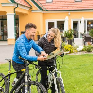 Rad fahren im Pöllauer Thal