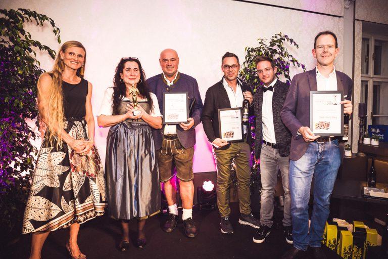 Preisverleihung vom moments-Award 2019